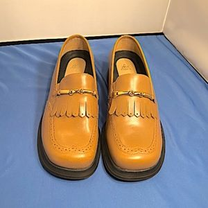 NEW HUSH PUPPIES SLIP-ONS SIZE 8W